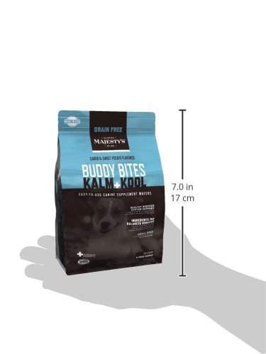 Image of Majesty's Buddy Bites Kalm & Kool Grain-Free Supplement for Small Dogs