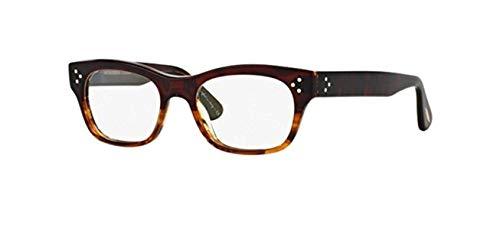 Oliver Peoples Artie OV5252 - 0350 Eyeglasses Red Tortoise w/ Clear Demo Lens ()