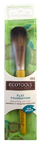 Ecotools #1202 Make-Up Brush Flat Foundation (3 Pack)
