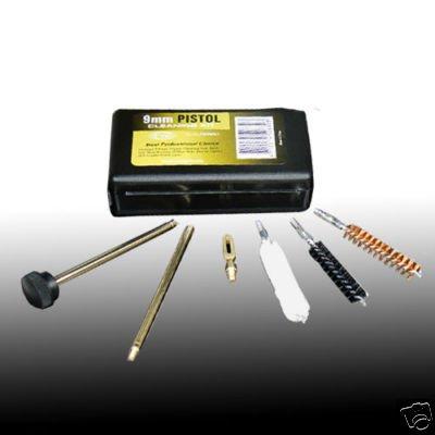 UTG 9MM Pistol Cleaning Kit, Outdoor Stuffs