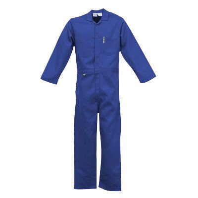 Nomex IIIA Coverall (4.5 Oz.) Size 4XL royal blue Color ()