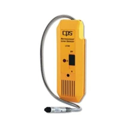 Amazon.com: CPS Products CPSLS780C Refrigerant Leak Detector (with Flexible Probe, 3 Position Switch, LED Display, Audible Alarm): Automotive