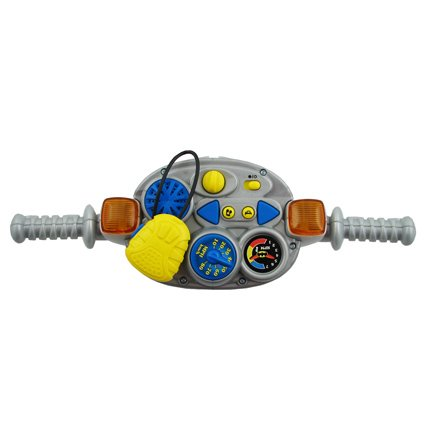 Fisher-Price Batman Lights and Sounds Trike - Replacement Handlebar (Fisher Price Batman Lights)