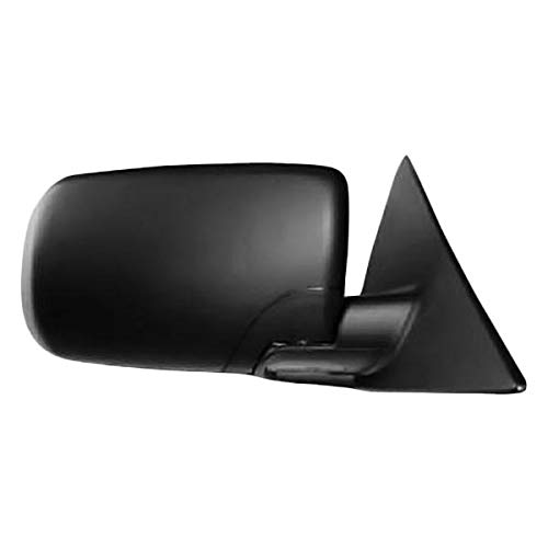 Heated, Foldaway Sedan Replacement Passenger Side Power View Mirror Fits BMW 3-Series