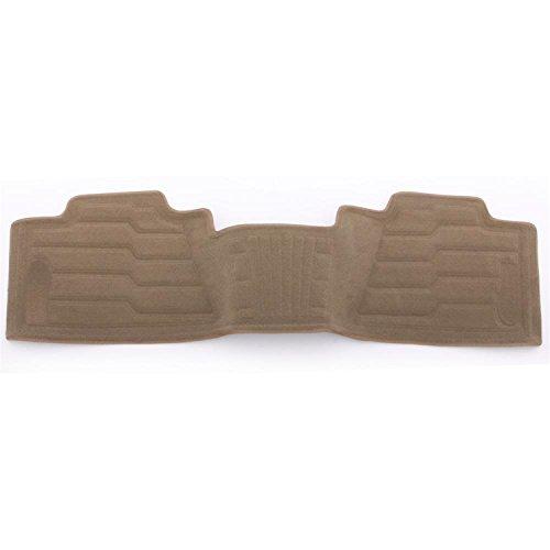 Nifty Lund 783006-T Catch-It Carpet Tan Rear Seat Floor Mat