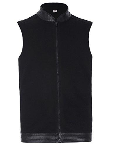 Zip Vest Jacket - 4