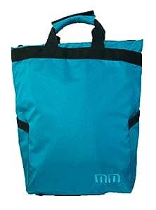 Maggie Mather Backpack Tote - Aqua