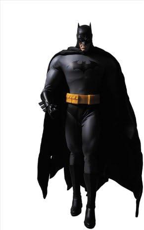 Amazon Com Batman Hush Black Suit Batman Real Action Hero 12 Action Figure Toys Games