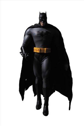 """Batman HUSH Black Suit Batman Real Action Hero 12"""" Action Figure"""