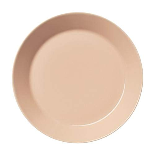 Iittala Teema Salad Plate, Powder, 8.5 Inches by Kaj Franck (1026242)