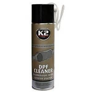 K2 DPF 500ml DIESEL Particulate Filter Treatment Cleaner NO DISMANTLING  Aerosol Spray