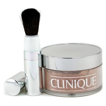 Clinique Blended Face Powder + Brush, No. 04 Transparency, 1.2 Ounce Clinique Blended Face Powder Brush