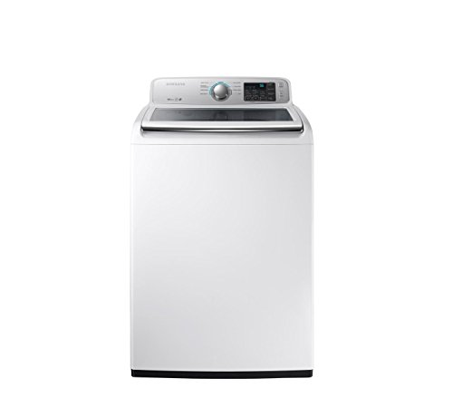 Samsung White Top Load Washer (Samsung 5-6 Cu Ft Front Load Washer)