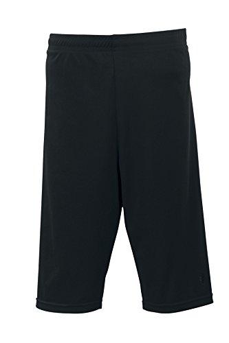 Coolibar Swim Shorts UPF 50 Plus - Pantalones cortos para mujer Negro