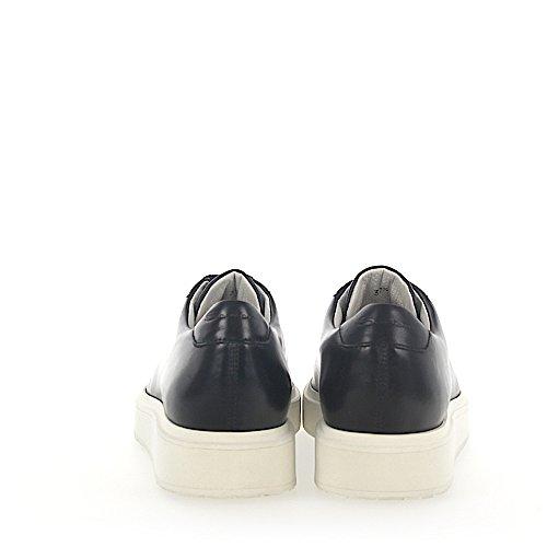 Sneaker 60338 In Pelle Nera