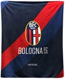 Zainetto Ufficiale Bologna FC 2020//21 Unisex Adulto Macron Bfc M20 Accappatoio NAV