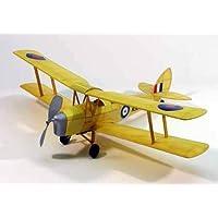 "Dumas Tiger Moth - 17.5"" Model Airplane Kit"