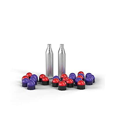 PepperBall TCP VXR Refill Kit with CO2 Cartridges: Toys & Games