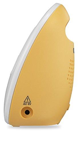 VTech DM111 Audio Baby Monitor with up to 1,000 ft of Range, 5-Level Sound Indicator, Digitized Transmission & Belt Clip (Renewed) by VTech (Image #8)