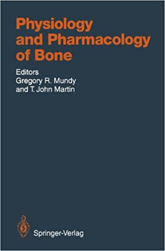 Physiology and Pharmacology of Bone (Handbook of