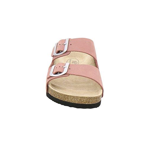 Schuhe Rosso donna 210006 rosato AFS Zoccoli fndP7Iqx