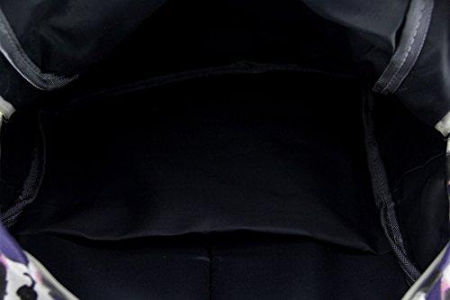 Zeckos, Borsa A Mano Da Donna Blu Blu