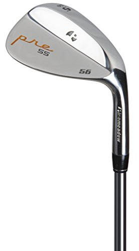 Pinemeadow Pre 3 Wedge Pack (Right-Handed, Steel, Regular, 52/56/60-Degrees) by Pinemeadow Golf (Image #2)