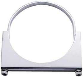"""UNITED PACIFIC 4/"""" Stainless U-Bolt Exhaust Clamp 21330"""
