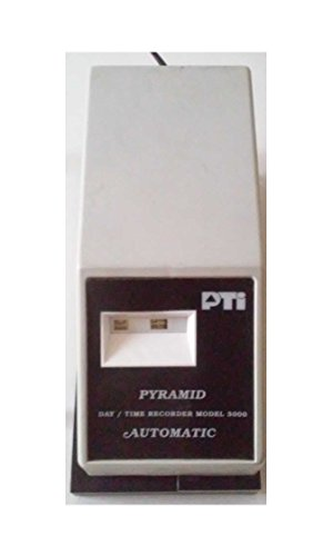 Pyramid Technologies Model 3000-XX Time Date Stamp Machine