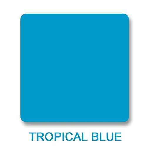 Tropical Blue Batik Egg Dye