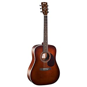 CORT EARTH70-BR Dreadnought Westerngitarre