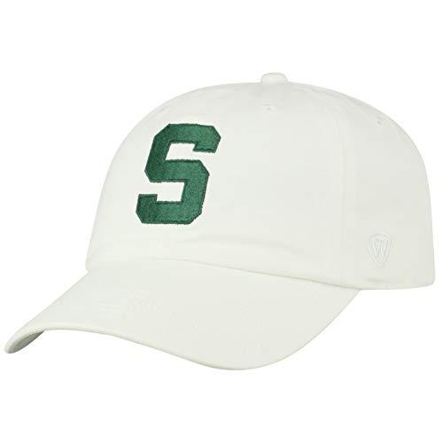 イースターお気に入り主張するMichigan State Spartans帽子ホワイト