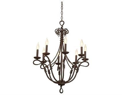Amazon.com: Vine 8 Light Chandelier: Home Improvement