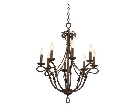 Amazon.com: Vine 8 Light Chandelier: Home Improvement