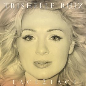 Face2face Best Inspirational Contemporary Christian Audio CD Praise & Worship Songs By Trishelle Ruiz, Full of Grace - Christmas Gifts