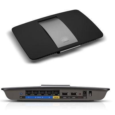 1 - Router Smart WiFi AC 1750 HD