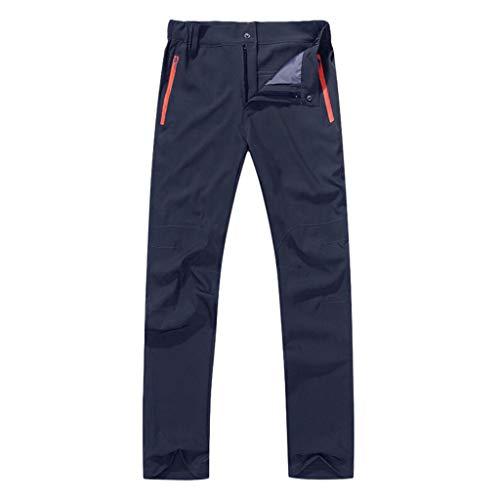 Eaktool Quick-Drying Outdoor Waterproof Trousers Hiking Ski Climbing Pants Tactical