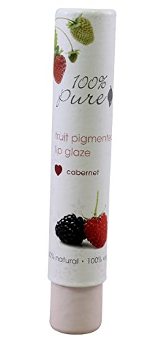 Natural Lip Glazes by 100% Pure