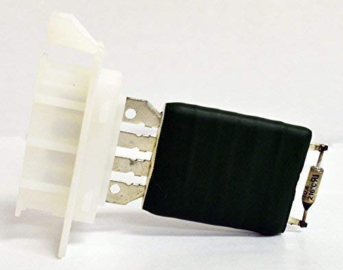 09180020-A : HEATER BLOWER FAN RESISTOR - NEW from LSC: