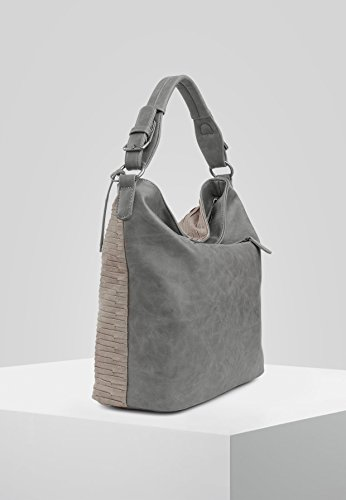 15 Basalt Fritzi Eagle Bag Women's Preu aus en Shoulder Ida Grey n1qCwA6