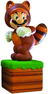 First 4 Figure F4F045 Tanooki Mario Super Mario 3D Land Limited Edition Statue
