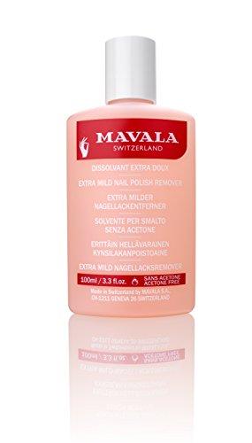 Mavala Extra Mild Nail Polish Remover 3.3Fl (Mavala Polish Remover)