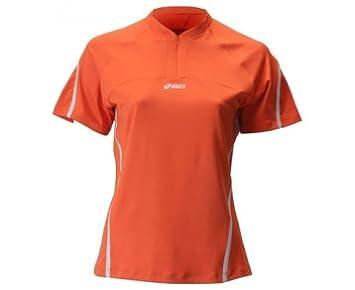 ASICS PROXIMA Running Fitness Walking Sport-Camiseta Deportiva para Mujer 0618 Art, 682625 - Naranja: Amazon.es: Deportes y aire libre