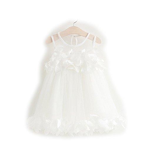 Dress for Girls 2018 New Mesh Kids Clothing Girls Pink Applique Princess Dress Children (1980s Costumes Ebay)