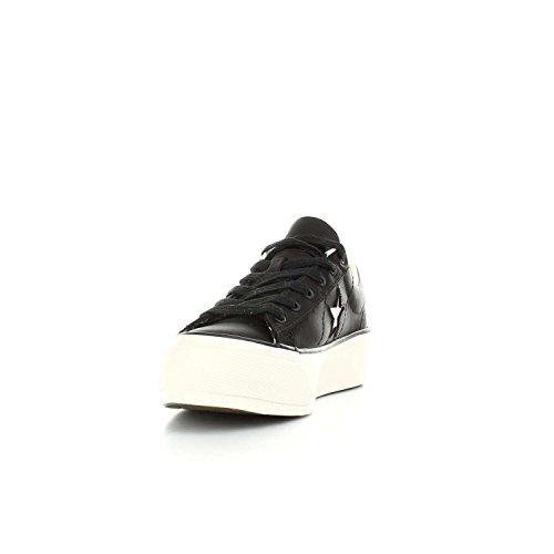 Donna 35 Sneakers Converse 561213c Nero ZEI6q