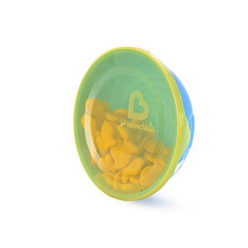 Munchkin Love-a-Bowls 10 Piece Feeding Set