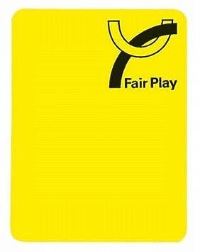 B + D para árbitros-Tarjeta de disciplina Fair-play: Amazon ...