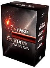 Paquete Arma Mortal 1-4 (Blu ray) [Blu-ray]