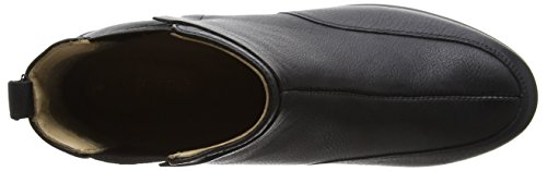 Hush Puppies Women's Lindsi Bria Chelsea Boots Black (Black) sscNgBWY