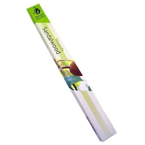 Shoyeido – Natural Incense Sandalwood 35 Stick(s) グリーン 15001 B00YYNMCKA  Sandalwood